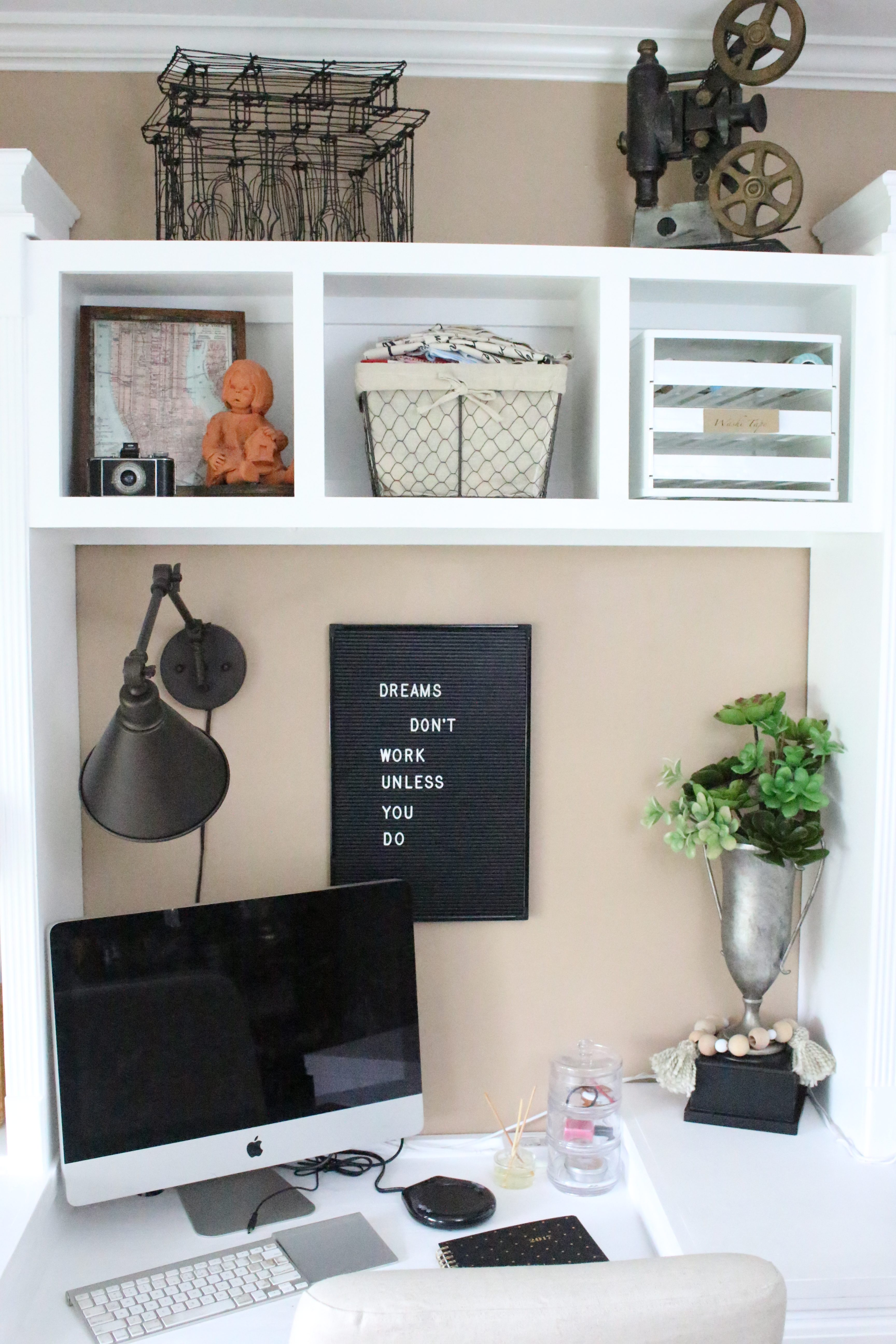 ... Home Office  Craft Room  Reveal  Home Office Space  Craft Supply  Storage Ideas
