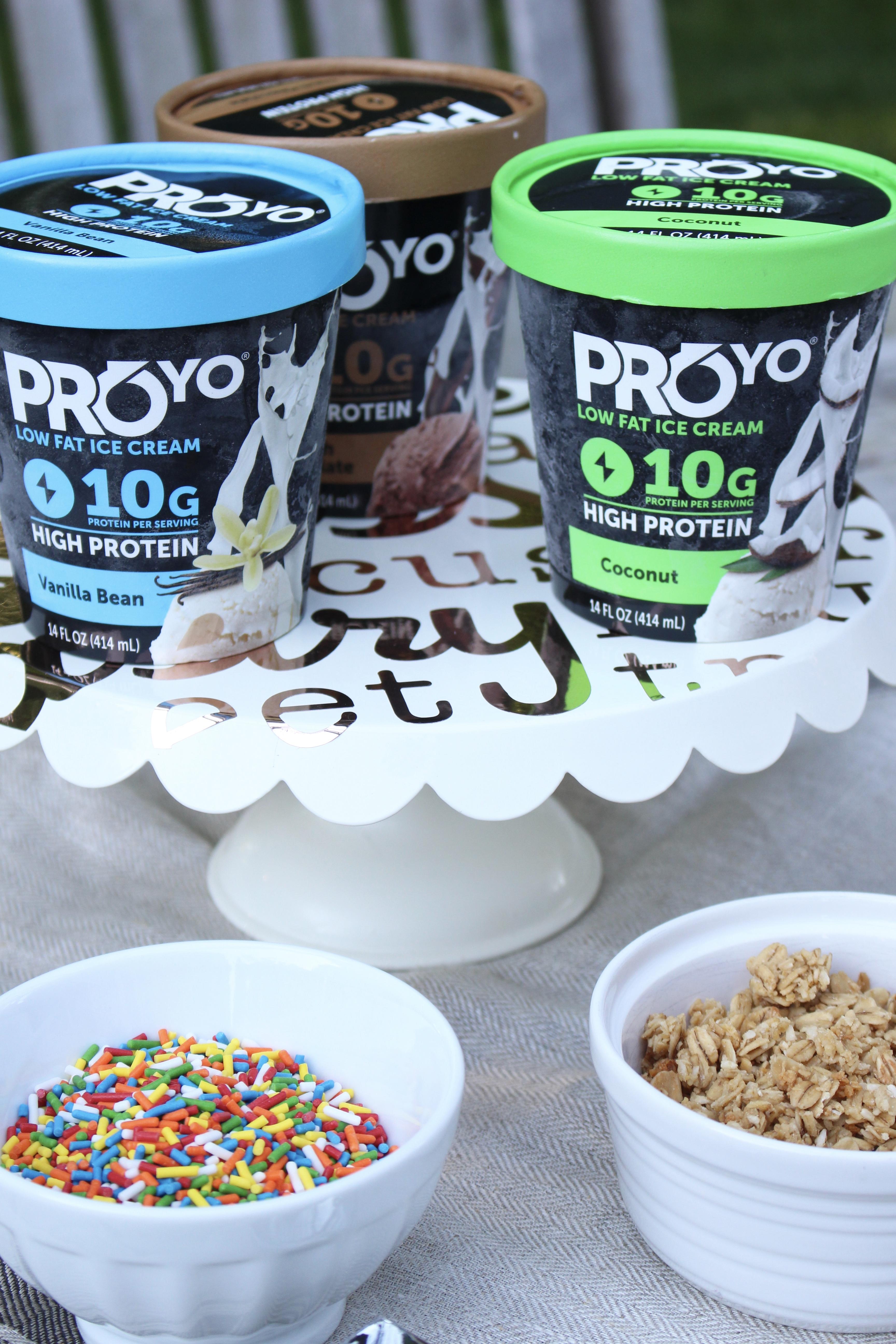 ProYo Ice Cream, Party Planning, Summer, Ice Cream, Ice Cream Cone Wraps, DIY Cone Wraps, Food, Desserts, Healthy Treat, Printables