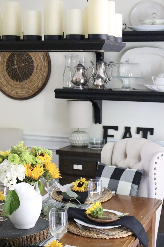 Tablescape Tips & Tricks | White Cottage Home & Living