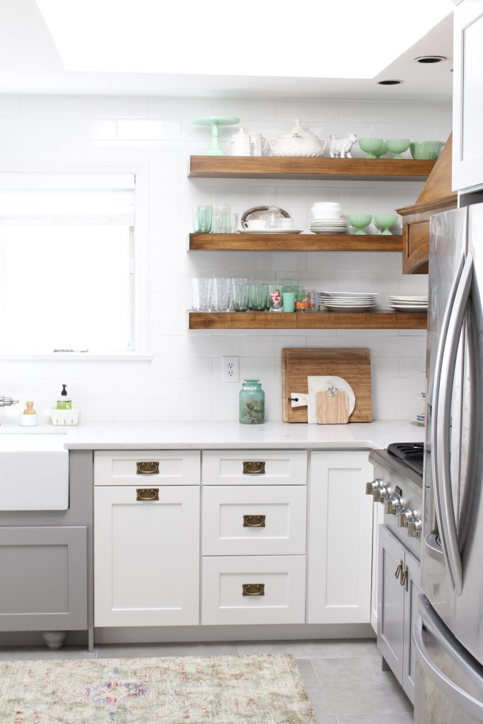 Cottage Style Kitchen Renovation
