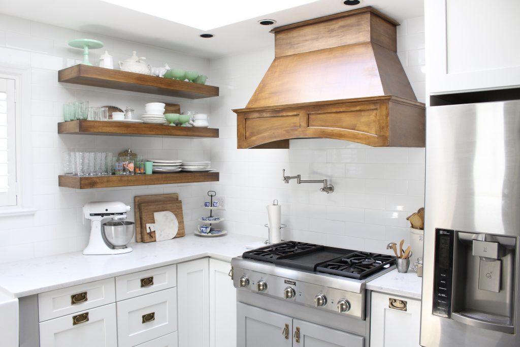 White Cottage Kitchen Renovation Reveal White Cottage Home Living