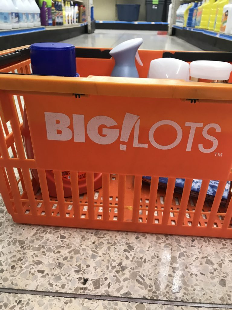 Big Lots- P&G products- special offers- summer- shopping- discount shopping