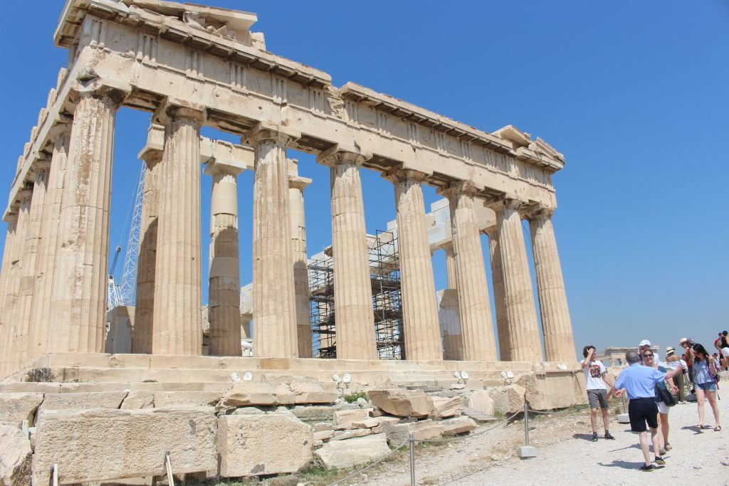Athens, Greece, Parthenon, vacation, family, trip, Greek, adventure, traveling, historical, history, ruins, family traveling