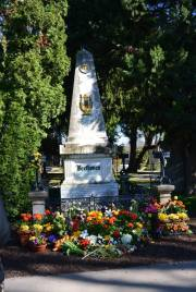 Beethoven's Resting Place