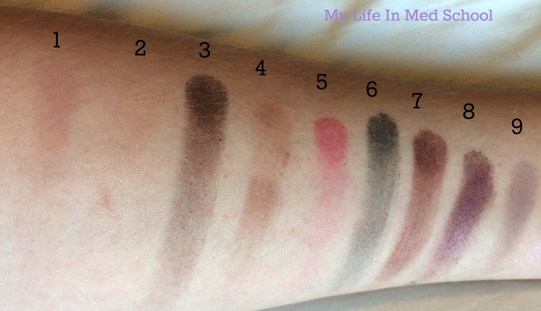 Bon Bons Swatches 1
