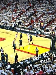 Heat vs Raptors Playoffs 2016