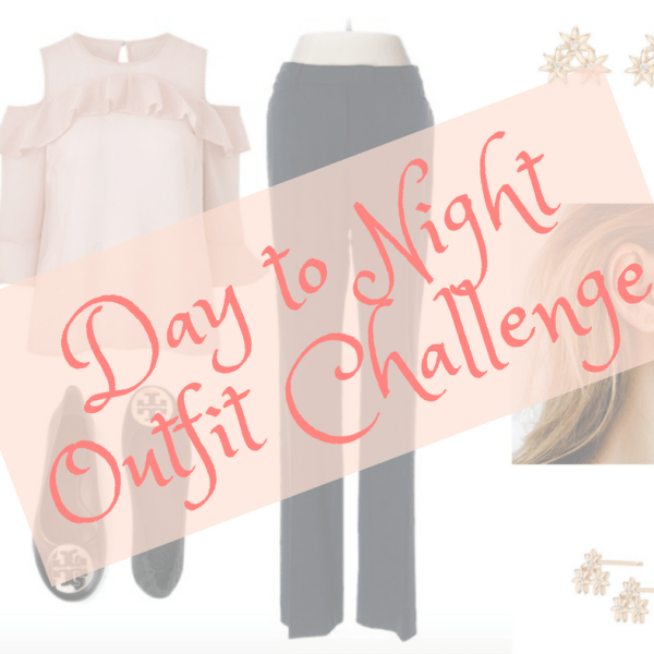 Day to Night Outfit Challenge