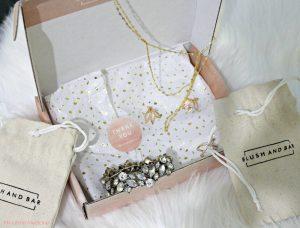 Blush Box Subscrption Box