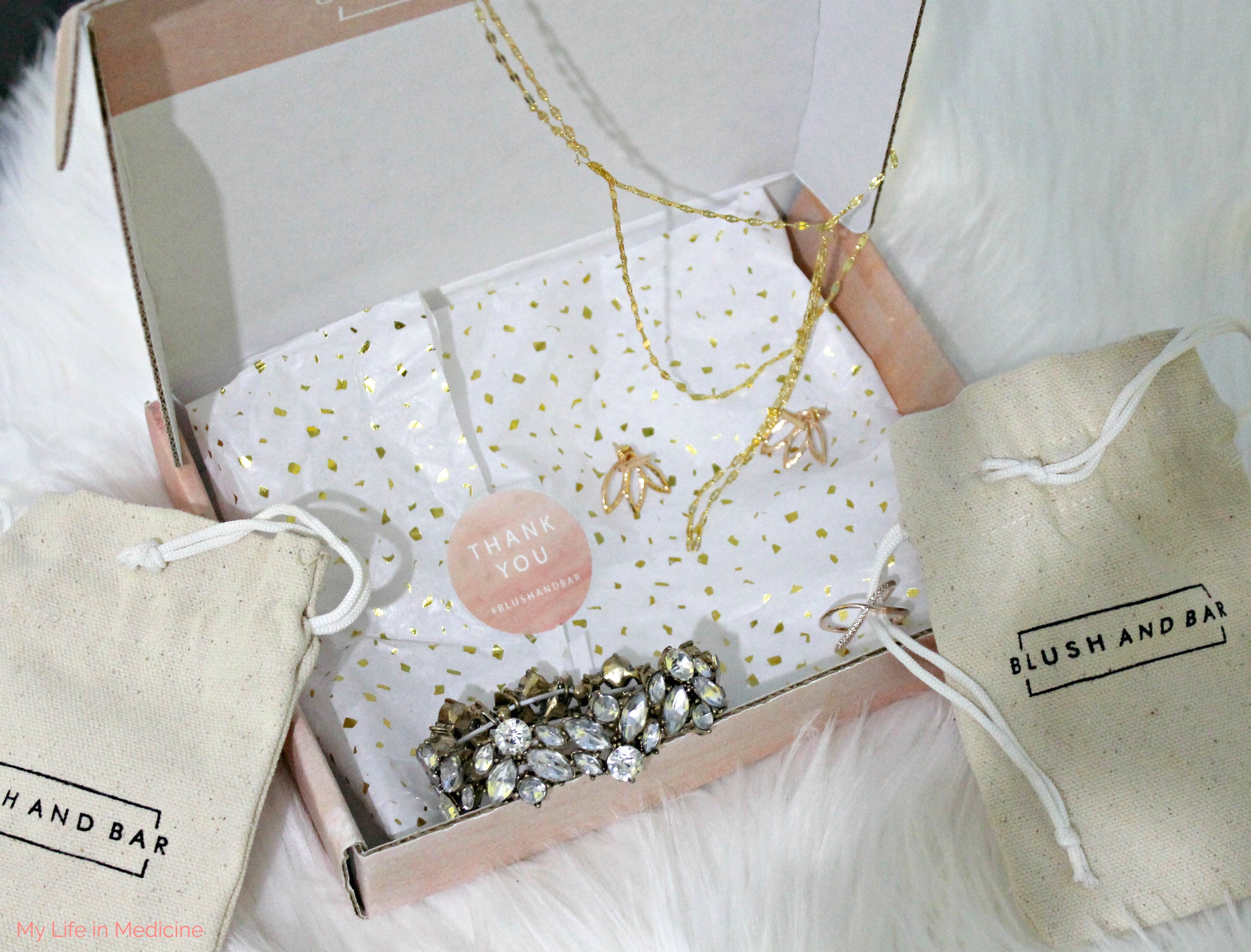 Blush Box Subscrption Box