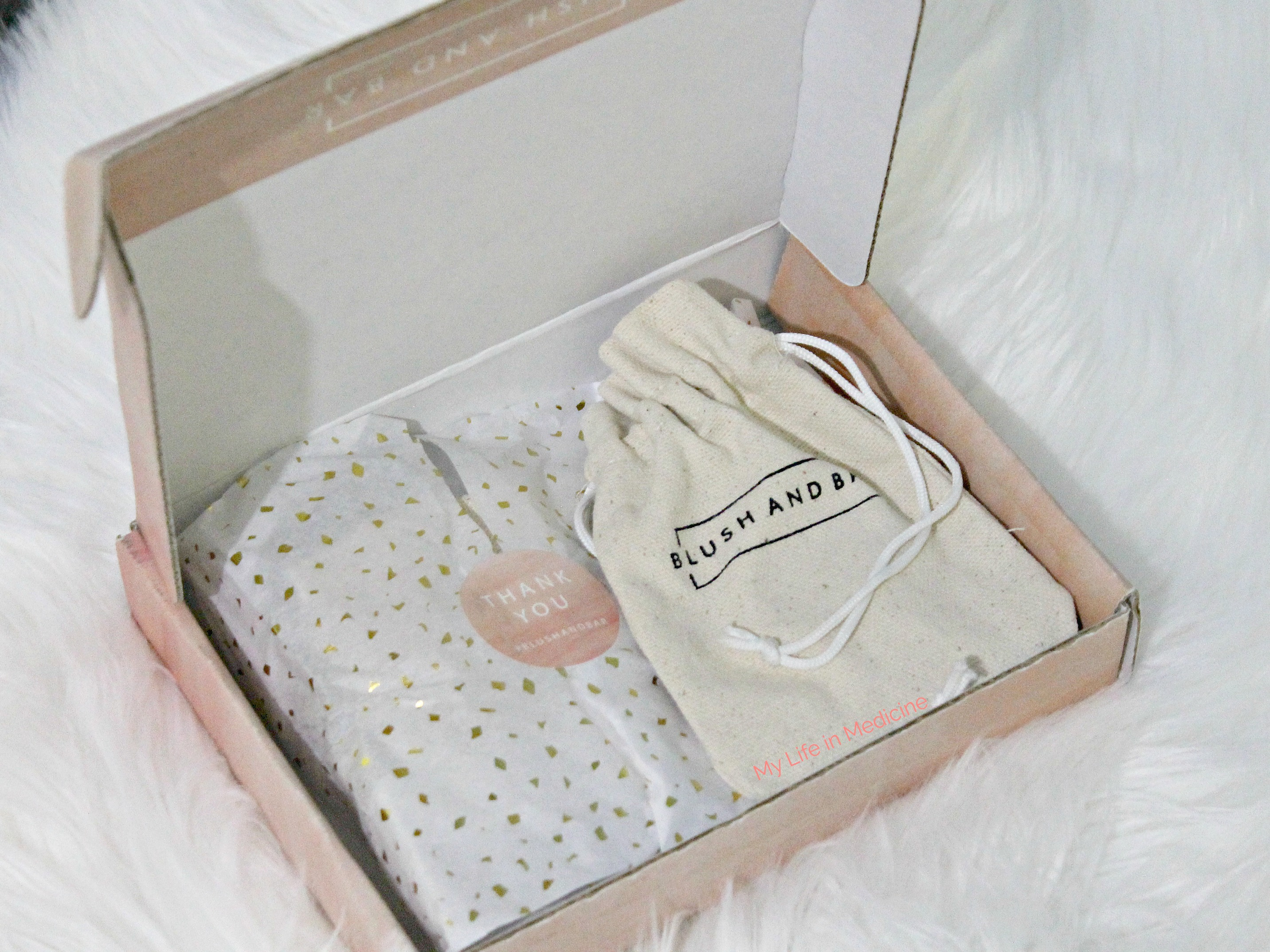 Blush and Bar Subscription Box