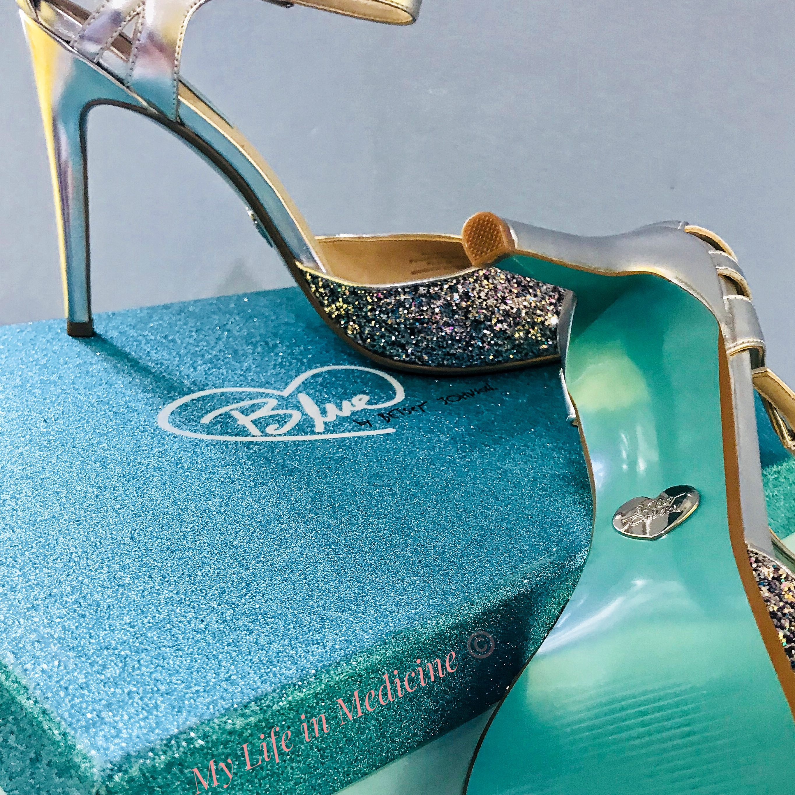 Avery Blue by Betsey Johnson