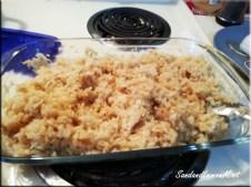 precooked rice