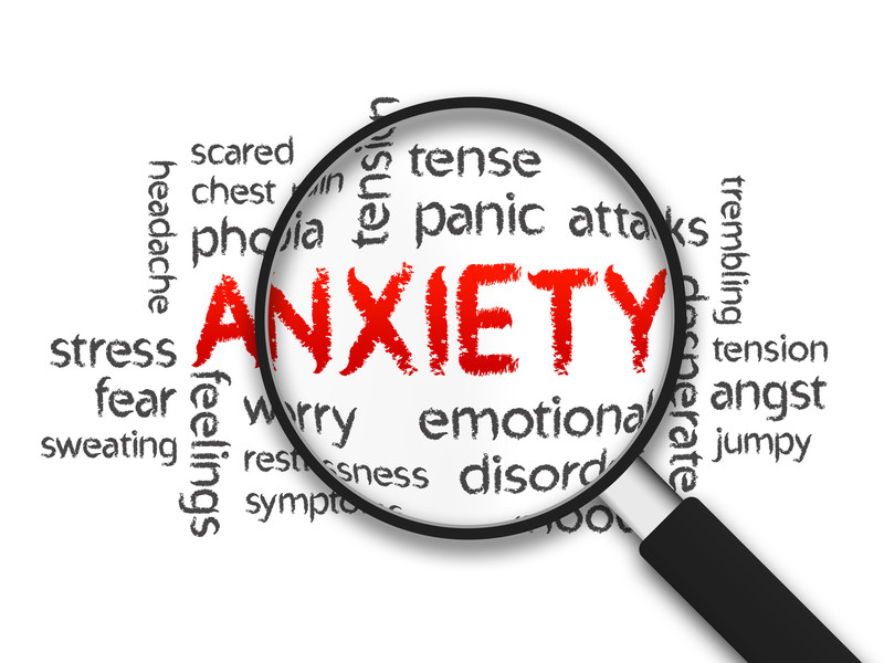 Anxiety, Panic and Vertigo