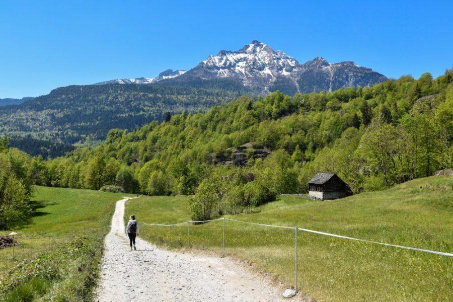 Orridi, cascate e diga: meraviglie in Val Formazza