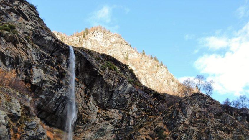 Cascata di Antrona