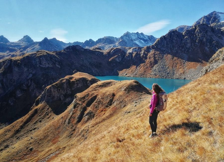 Trekking al Passo del Nefelgiù e laghi alpini in Val Formazza