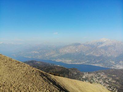 Trekking panoramico al Monte San Primo