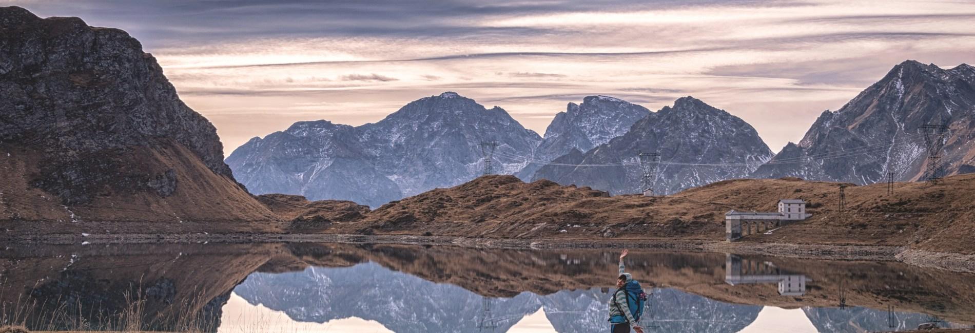 Laghi alpini: emozionanti specchi d'acqua immersi nel silenzio