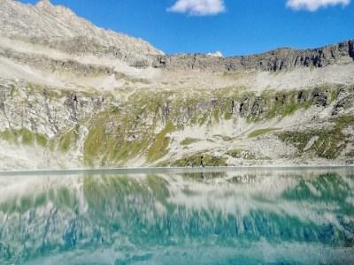Lago Camposecco: giro ad anello con bivacco a 2335 mt