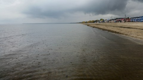 Wasaga Beach - the largest freshwater beach in the world