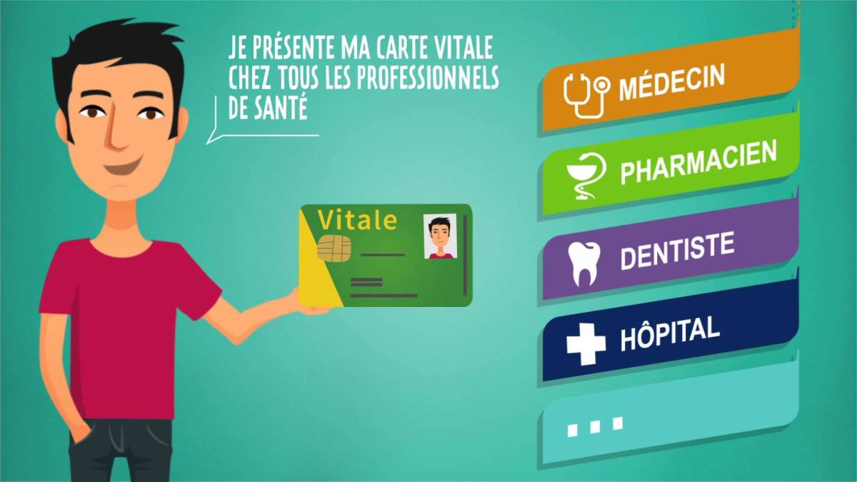 How to: Get your Carte Vitale.