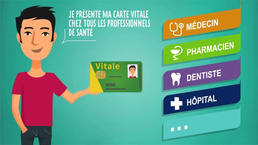 Carte Vitale Photo.How To Get Your Carte Vitale My Life Living Abroad