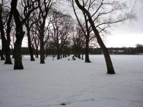 kiss and snow-14