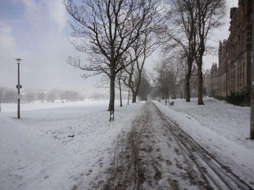 kiss and snow-7