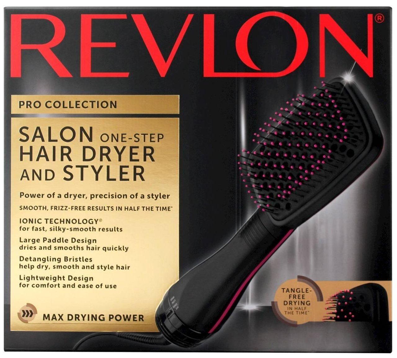Smooth Operator Revlon Salon One Step Hairdryer And Styler