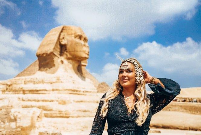 o Egito é seguro?