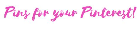 pins para o seu Pinterest