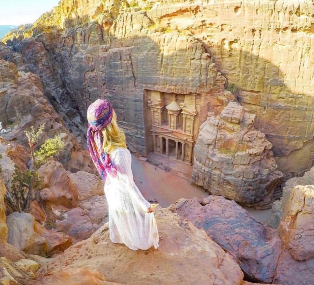 novas 7 maravilhas do mundo petra jordan