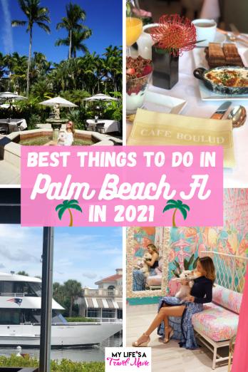Palm Beach, na Flórida, é o refúgio tropical perfeito para os viajantes dos EUA que desejam um clássico atemporal e um destino de verão sem fim! Rica em história e lar de algumas de suas celebridades favoritas, esta elegante ilha certamente o transportará para outro mundo, e até mesmo era! Também é perto de onde eu venho, então essas são todas as minhas dicas locais para Palm Beach, FL!#palmbeach #florida #vacationideas