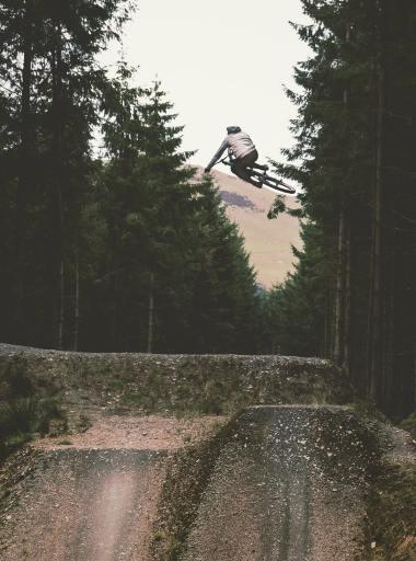 mountain bike Whistler