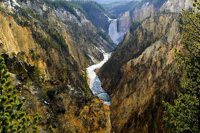 Parque Nacional Grand Canyon of Yellowstone