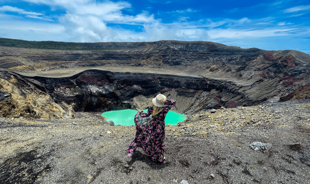 vulcão santa ana el salvador