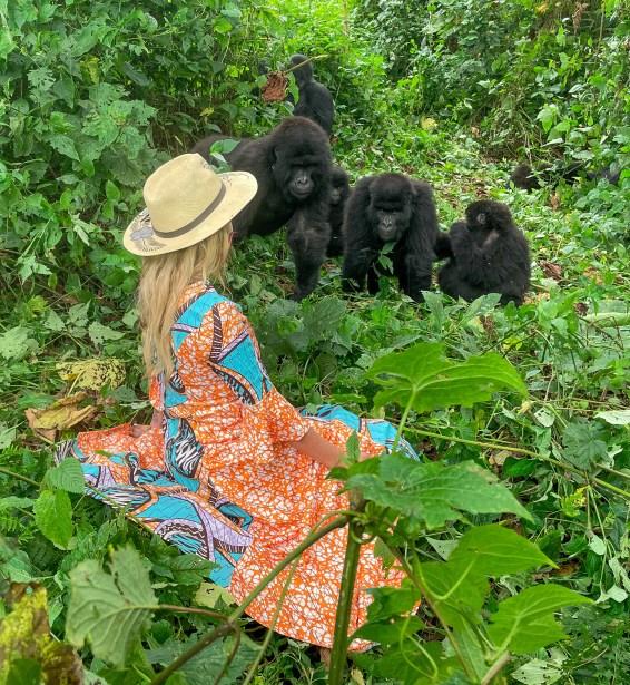 Guia de viagens da RD Congo