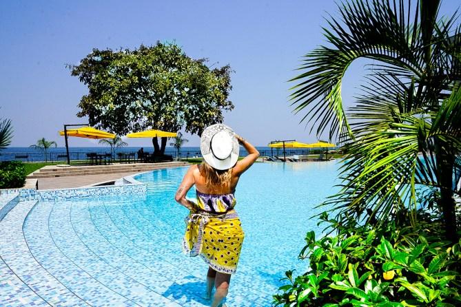 Guia de viagem Goma Serena RD Congo