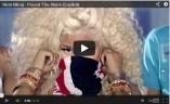 """Nicki Minaj """"Pound The Alarm"""" Video"""