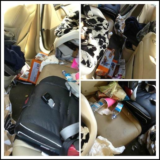 car-mess