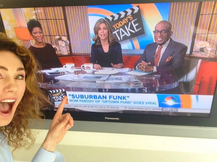 Suburban Funk on The Today Show