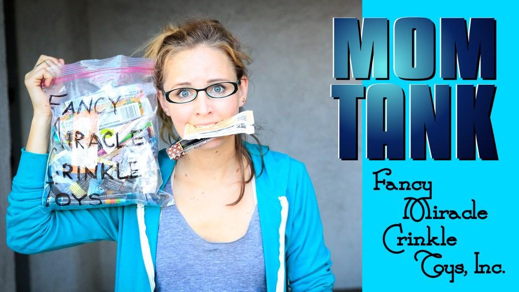 Mom Tank | Shark Tank Parody | Ep. 2 Mom Tank | Fancy Miracle Crinkle Toys