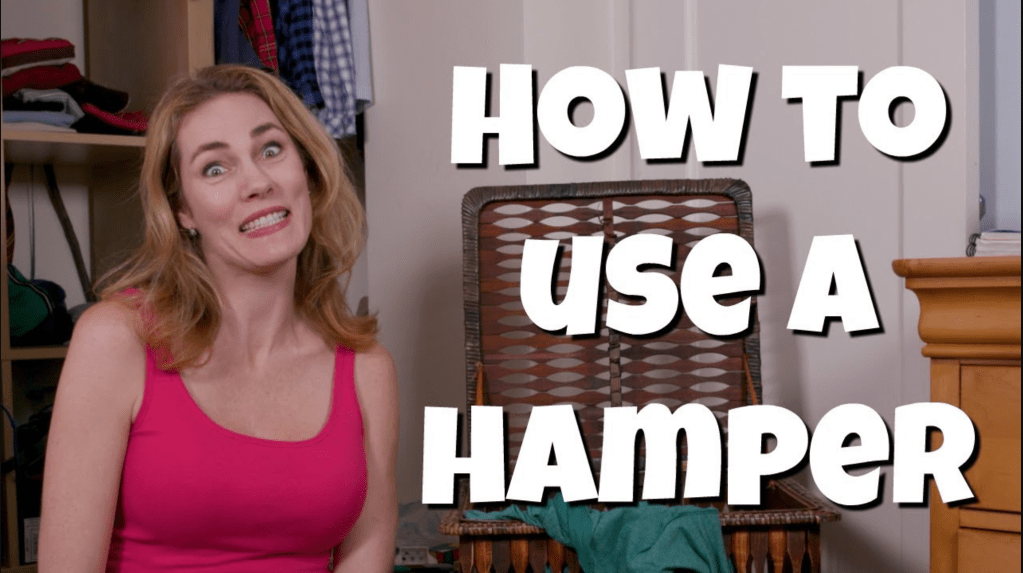How to Use a Hamper