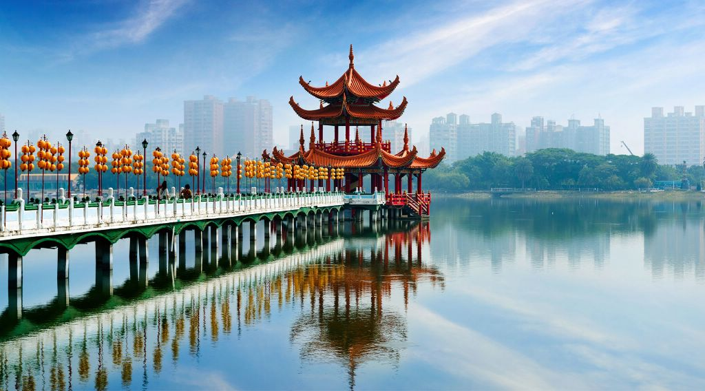 Тайвань - остров, куда хочется вернуться. Часть 1