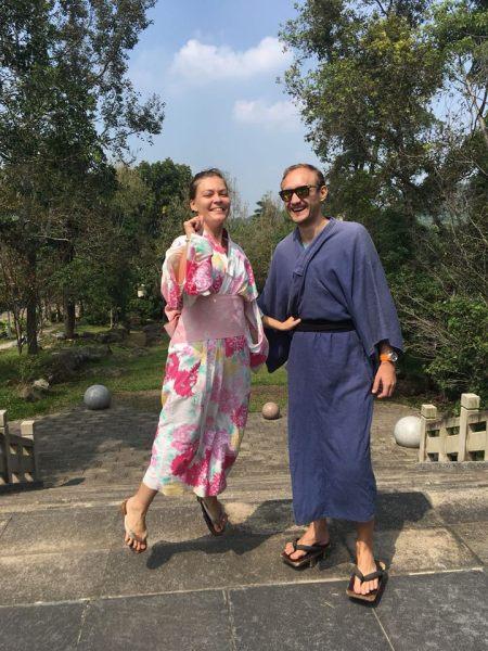Примерка кимоно I Блог Переменам Быть