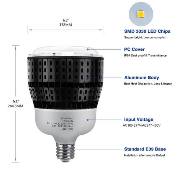 HID HPS bulb replacement