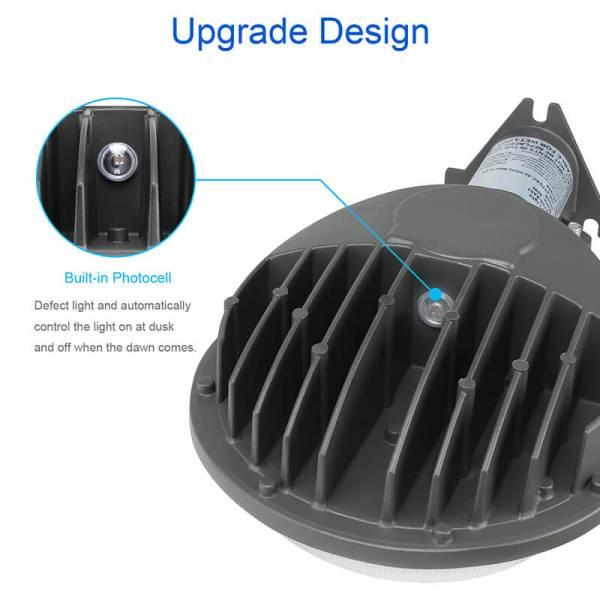 photocell sensor led barn light