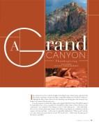 A Grand Canyon Thanksgiving