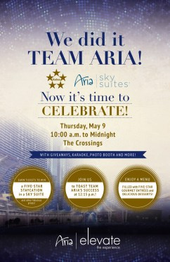 ARIA's Forbes Celebration