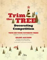 Tree Decorating Competition